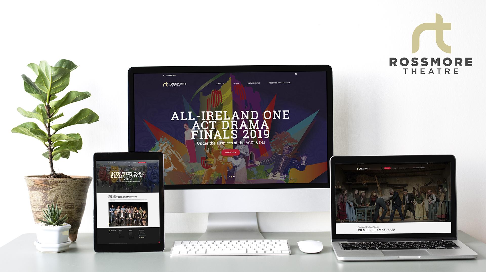 Website Rossmore Theatre